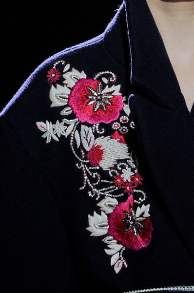 Dries Van Noten Fall 2013 - Details