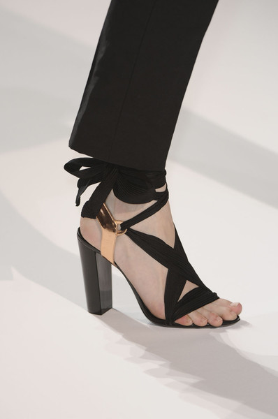 Dries Van Noten Spring 2012 - Details