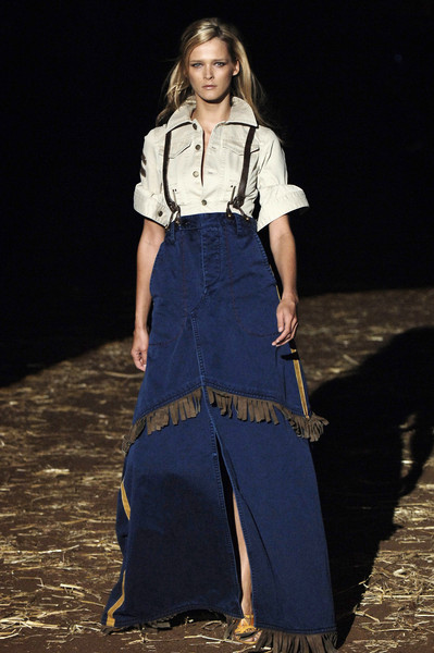 Dsquared² at Milan Spring 2006