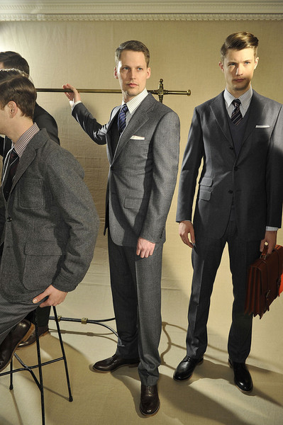 Dunhill at London Fall 2011
