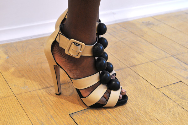 Duro Olowu at London Spring 2010 (Details)