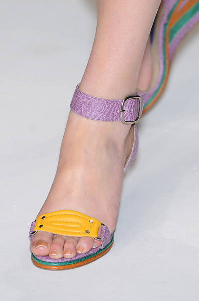 Eley Kishimoto at London Spring 2009 (Details)
