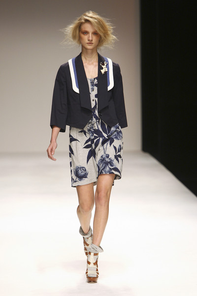 Eley Kishimoto at London Spring 2010