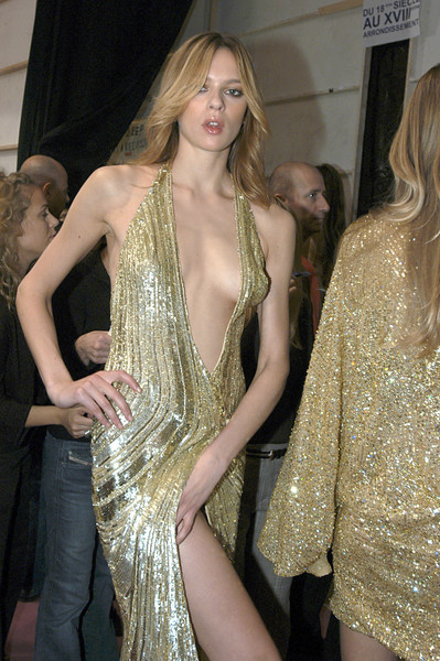 Elie Saab at Paris Spring 2007 (Backstage)