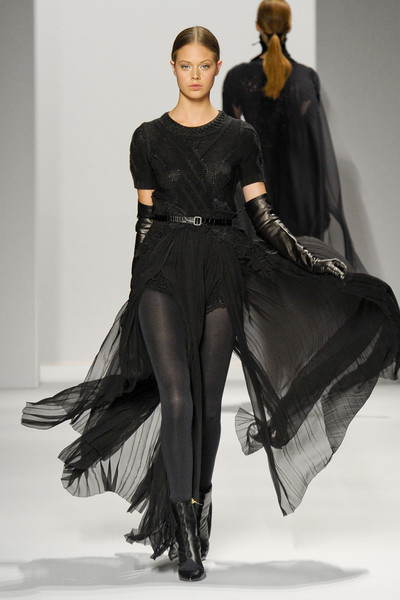 Elie Tahari Fall 2011