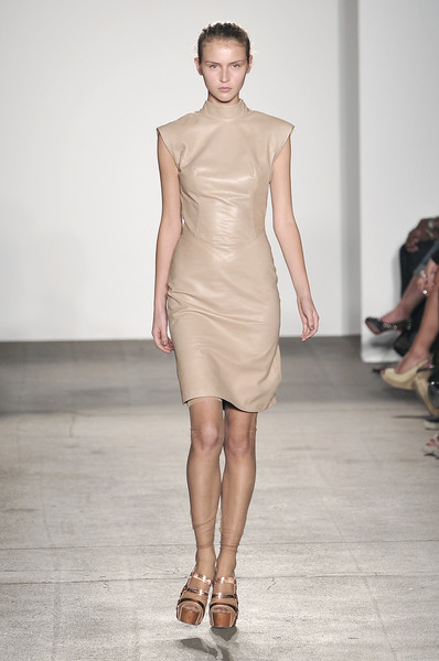 Elise Øverland at New York Spring 2010