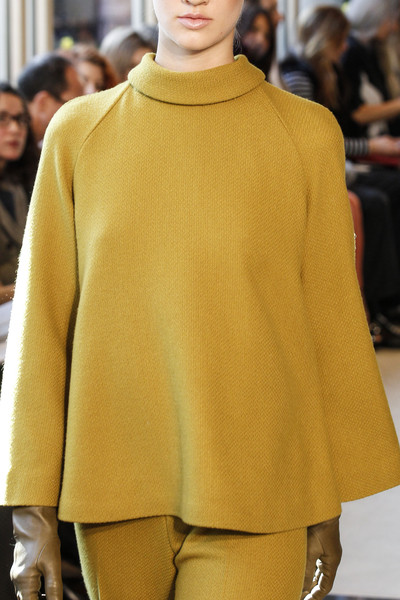 Emilia Wickstead Fall 2013 - Details