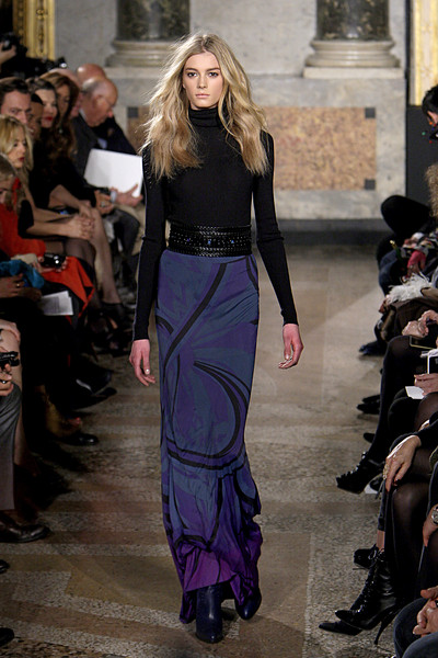 Emilio Pucci at Milan Fall 2010