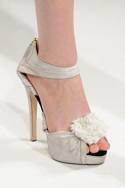 Emilio de la Morena at London Spring 2012 (Details)