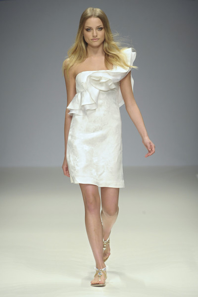 Enrico Coveri at Milan Spring 2011