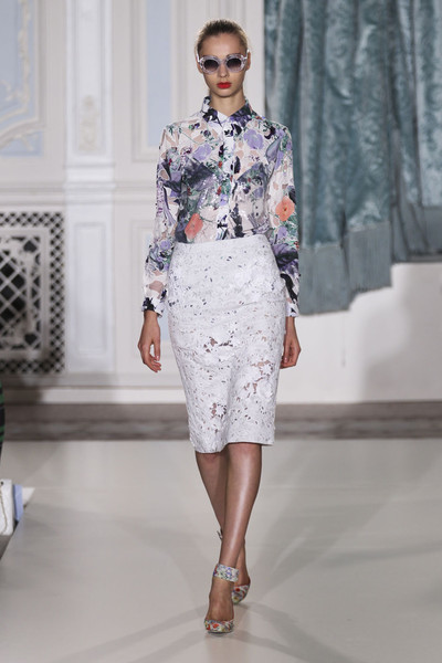 Erdem at London Spring 2012