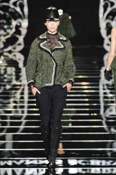 Ermanno Scervino Fall 2012
