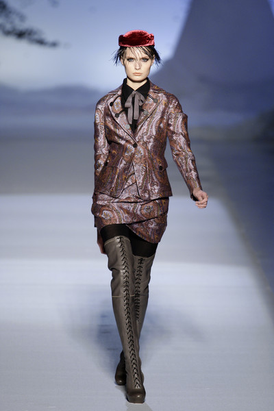 Etro at Milan Fall 2008