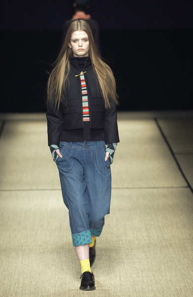 Evisu at Milan Fall 2005