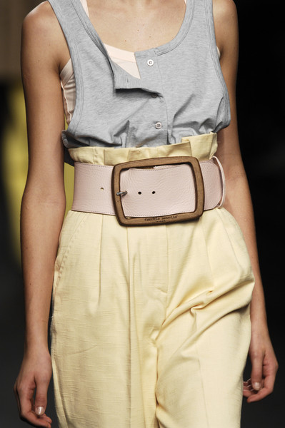 F Morello at Milan Spring 2007 (Details)