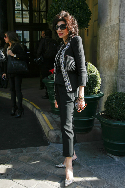 Paris Fashion Week Fall 2010 Attendees