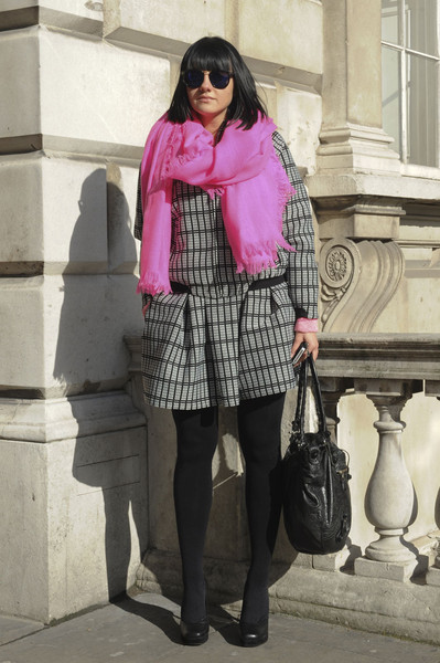 London Fashion Week Fall 2012 Attendees