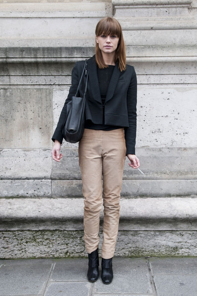 Paris Fashion Week Fall 2012 Attendees