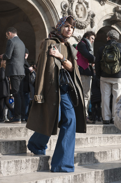 Paris Fashion Week Fall 2013 Attendees