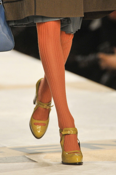 Fendi at Milan Fall 2011 (Details)