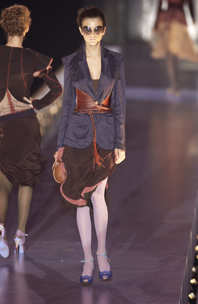 Fendi at Milan Spring 2004