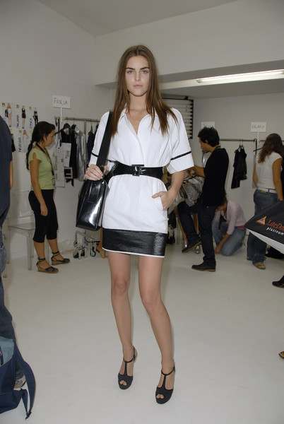 Fendi Spring 2007 - Backstage