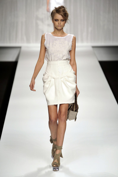 Fendi at Milan Spring 2010