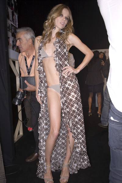 Fisico Spring 2009 - Backstage