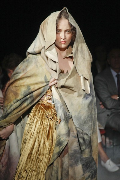 Franck Sorbier at Couture Fall 2010
