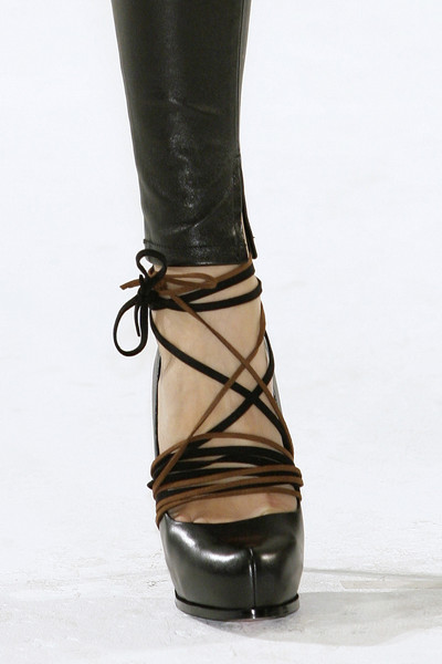 Frank Tell at New York Spring 2010 (Details)