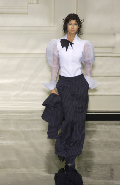 GFF Gianfranco Ferré at Milan Spring 2002