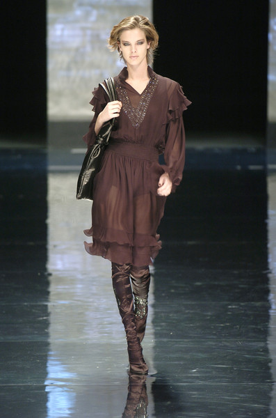 Gai Mattiolo at Milan Fall 2004