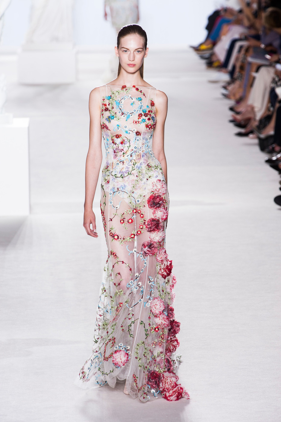 Giambattista valli fall 2013 for American haute couture designers
