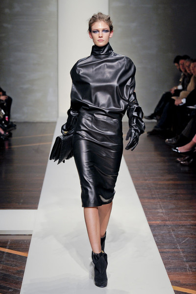 Gianfranco Ferré at Milan Fall 2012