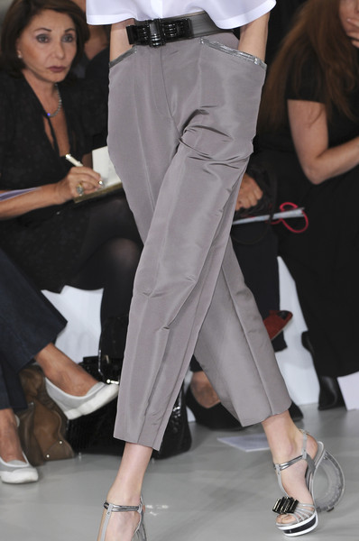 Gianfranco Ferré at Milan Spring 2009 (Details)