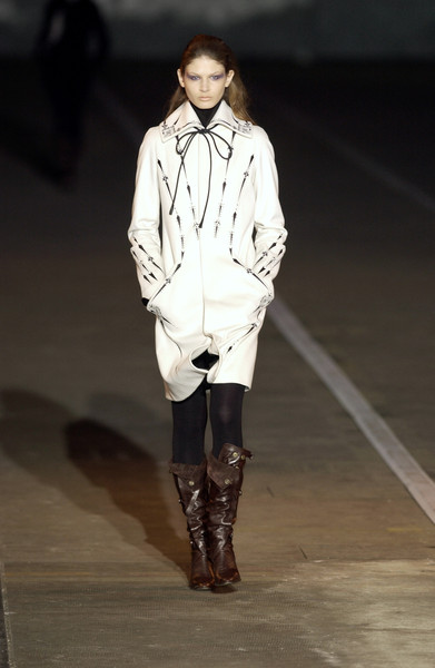 Gilles Rosier at Milan Fall 2005