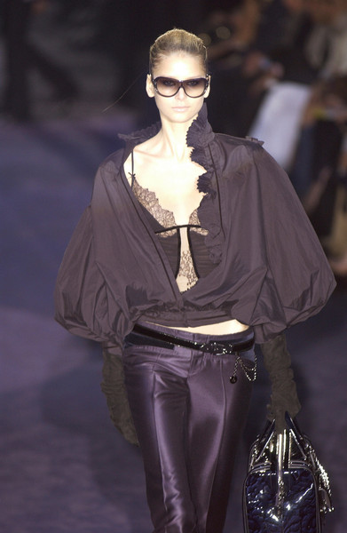 Gucci at Milan Fall 2005
