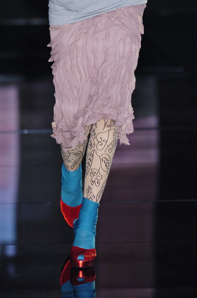 Guerriero at Milan Fall 2005 (Details)