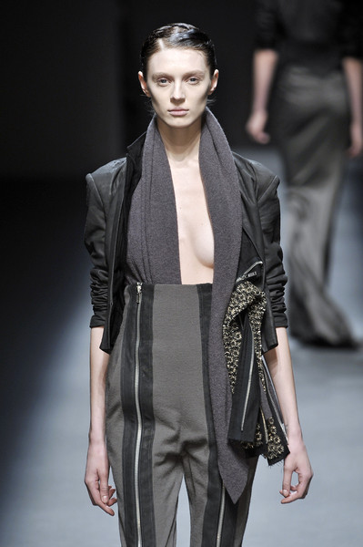 Haider Ackermann at Paris Fall 2009