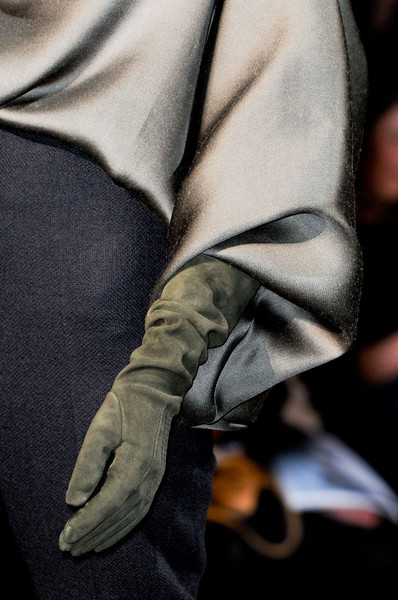 Haider Ackermann Fall 2012 - Details