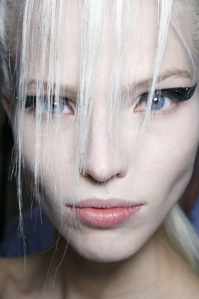 Haider Ackermann Spring 2014 - Backstage