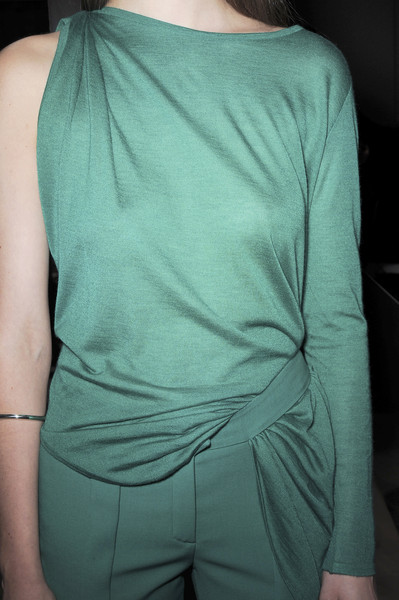 Halston Fall 2010 - Details