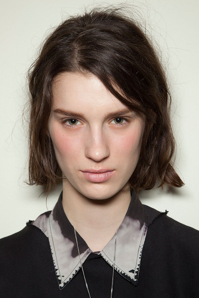 Helmut Lang Fall 2012 - Backstage