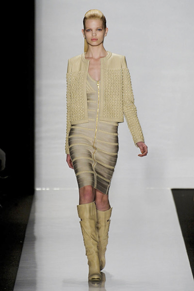 Hervé Léger by Max Azria at New York Fall 2011