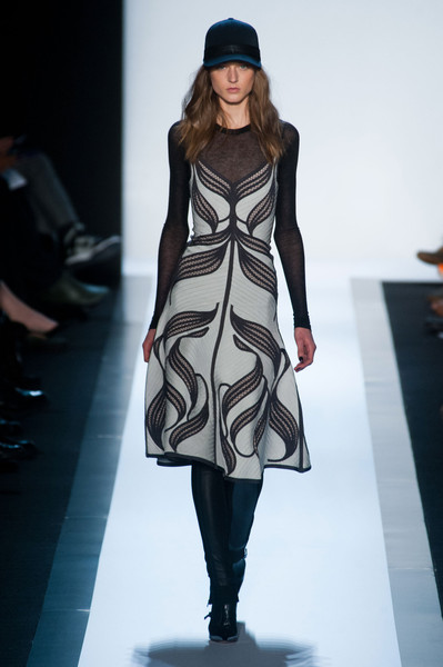 Hervé Léger by Max Azria at New York Fall 2013