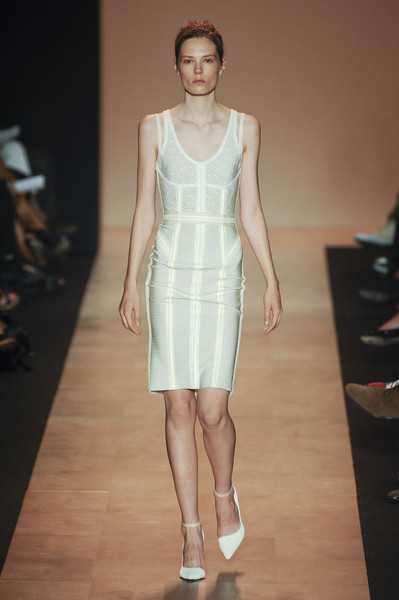 Hervé Léger by Max Azria at New York Spring 2011