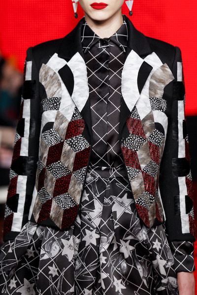 Holly Fulton Fall 2013 - Details