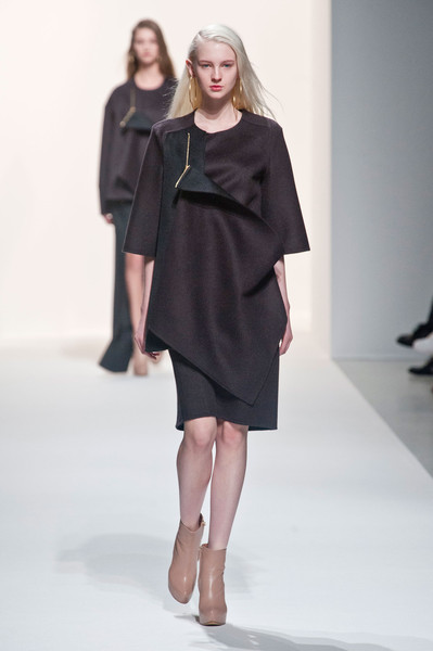 Hussein Chalayan at Paris Fall 2014
