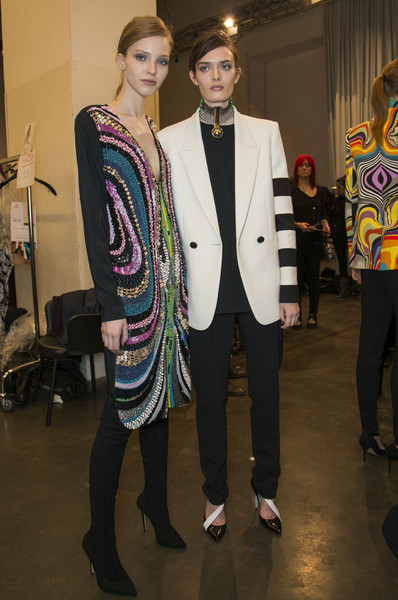 Iceberg Fall 2013 - Backstage