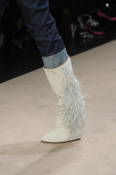 Isabel Marant at Paris Fall 2011 (Details)